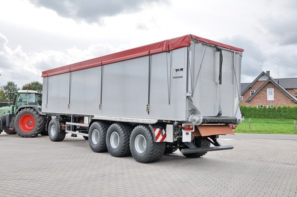 TITAN AG Trailer - 300.000t ohne jedwede Probleme